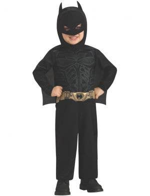 Dark Knight Infant Boy's Batman Onesie Costume