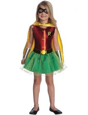 Robin Girls Tutu Superhero Book Week Costume