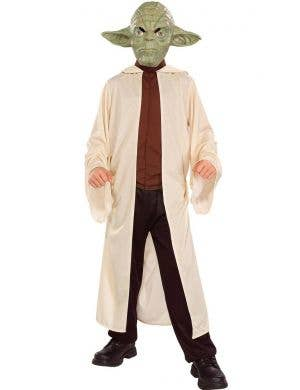 Jedi Master Yoda Star Wars Kids Costume