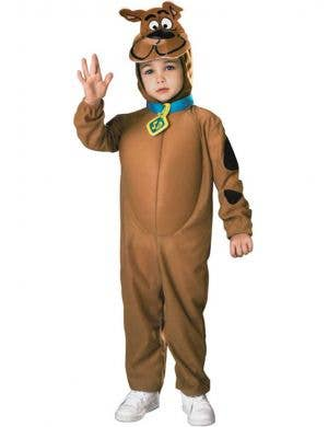 Kids Scooby Doo Fancy Dress Costume