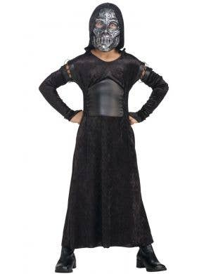 Bellatrix Lestrange Girls Death Eater Halloween Costume