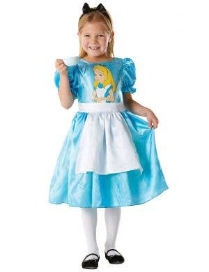 Disney Alice In Wonderland Girls Book Week Costume