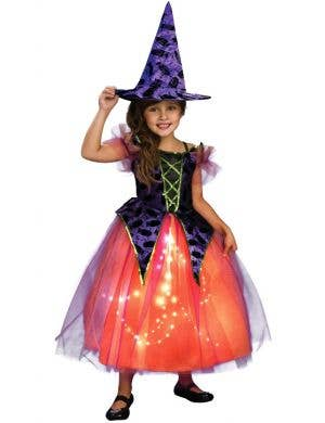 Twinkle Witch Girls Halloween Costume
