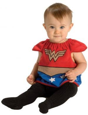 Baby Girls Wonder Woman Superhero Costume