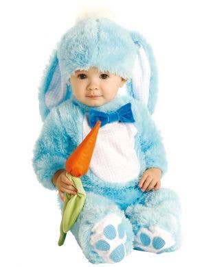 Babies Blue Bunny Rabbit Fancy Dress Costume