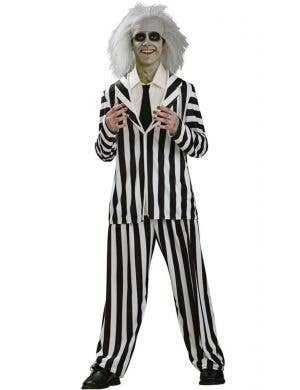 Beetlejuice Teen Boy's Halloween Costume