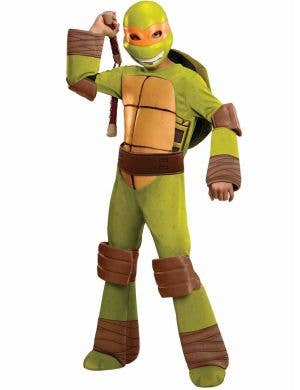 Boys Michelangelo Teenage Mutant Ninja Turtle Costume