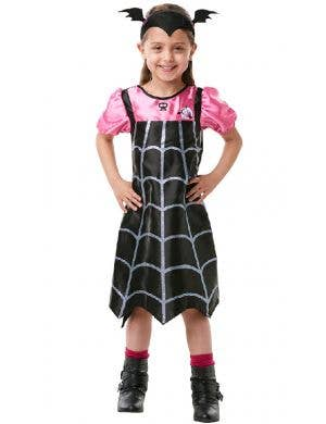 Disney Junior Vampirina Hauntley Girls Costume