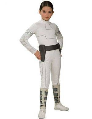 Kids Star Wars Padme Amidala Fancy Dress Costume