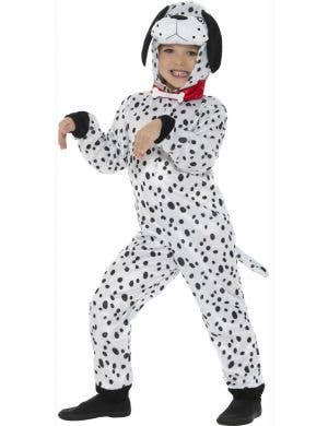 Kids 101 Dalmatians Animal Book Week Costume Onesie Front
