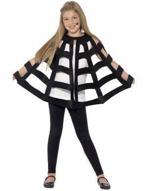 Kids Vampire Bat Wing Cape Costume Accessory Main Image