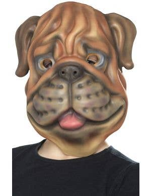 Kids Soft Foam Puppy Dog Costume Mask for Book Week