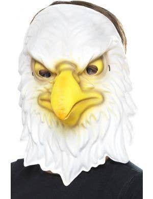 Kids White Eagle Novelty Book Week Animal Costume Mask