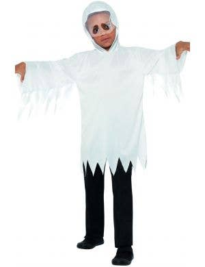 Ghost Robe Kids Halloween Costume