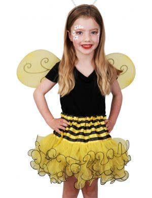 Honey Bee Girls Book Week Costume Kit