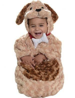 Puppy Dog Infant Bunting Baby Animal Costume