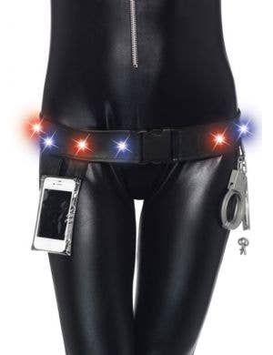 Police Officer Light Up Utility Belt