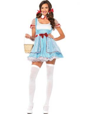 Sexy Dorothy Women's Wizard Of Oz Costume
