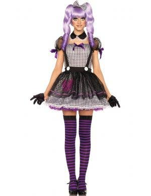 Evil Doll Women's Sexy Halloween Costume Main
