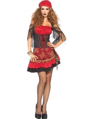 Leg Avenue Sexy Gypsy Vixen Women's Costume Main Image