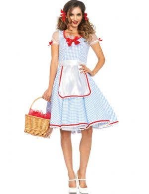 Dorothy Women's Wizard of Oz Costume Main View