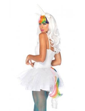 Fantasy Unicorn Wig and Tail Costume Kit Main Image