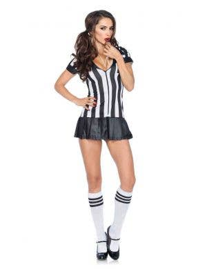 Game Official Women's Sexy Referee Costume