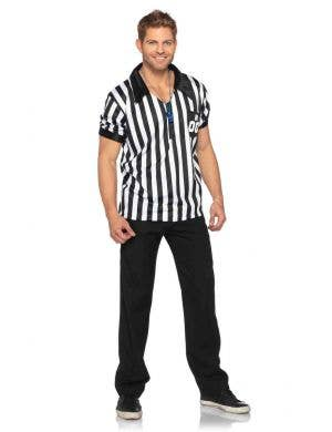 Men's Umpire Leg Avenue Fancy Dress Costume Main Image