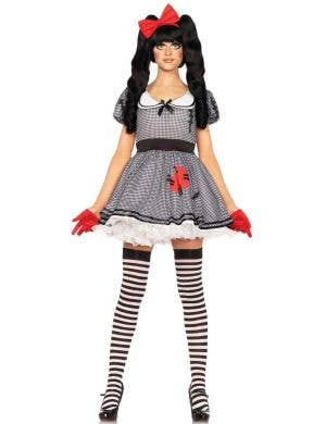 Wind Me Up Dolly Sexy Women's Halloween Costume Front Image