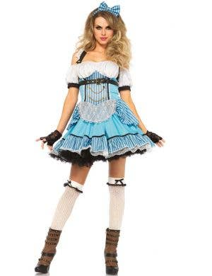 Rebel Alice Women's Steampunk Wonderland Costume