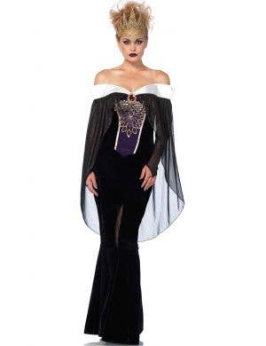 Bewitching Evil Queen Women's Fancy Dress Costume