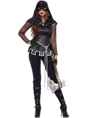 Grim Executioner Women's Deluxe Halloween Costume