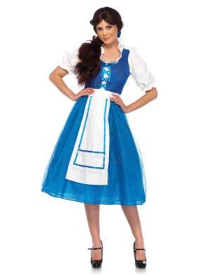 Women's Beauty And The Beast Costume Main Image