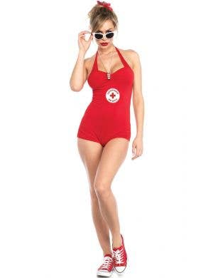 CPR Sweetie Sexy Women's Lifeguard Costume