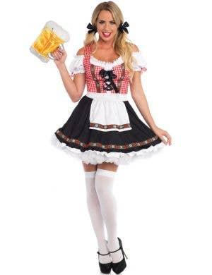 Beer Garden Babe Women's Oktoberfest Costume