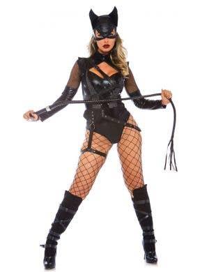 Villainess Vixen Women's Sexy Fancy Dress Costume