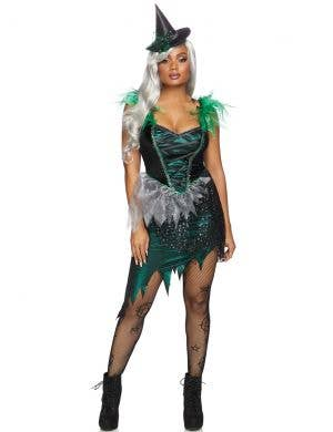Wicked Witch Women's Sexy Halloween Costume