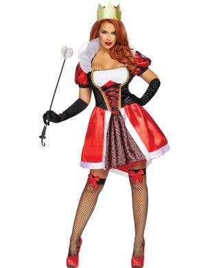 Wonderland Queen Deluxe Women's Costume