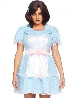 Creepy Sibling Women's Shining Halloween Costume