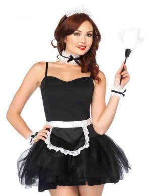 Women's Sexy French Maid Costume Accessory Kit
