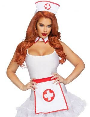 Naughty Nurse 3 Piece Costume Accessory Set