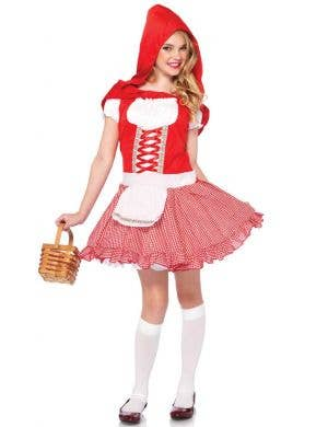 Lil Miss Red Girl's Book Week Costume