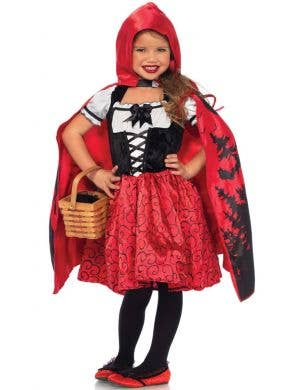 Storybook Riding Hood Girl's Halloween Costume