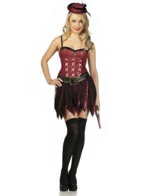 Marooned Pirate Sexy Women's Costume