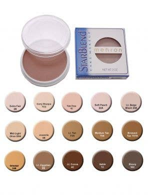 Starblend Cake Foundation Makeup - Colour Choice
