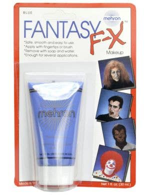 Fantasy FX Cream Makeup - Blue