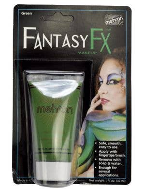 Fantasy FX Cream Makeup - Green