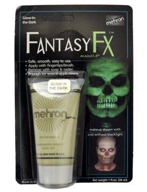 Fantasy FX Cream Makeup - Glow in the Dark