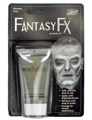 Fantasy FX Cream Makeup - Monster Grey