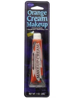 Cream Makeup - Orange